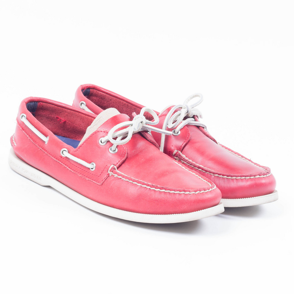 boat shoes photo