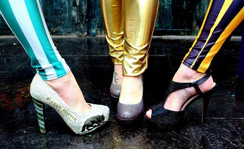 heels photo