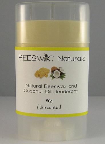 natural deodorant photo