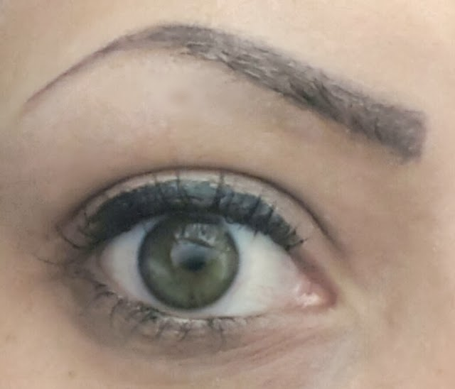 brow permanent makeup