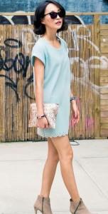 effortless style in pastel