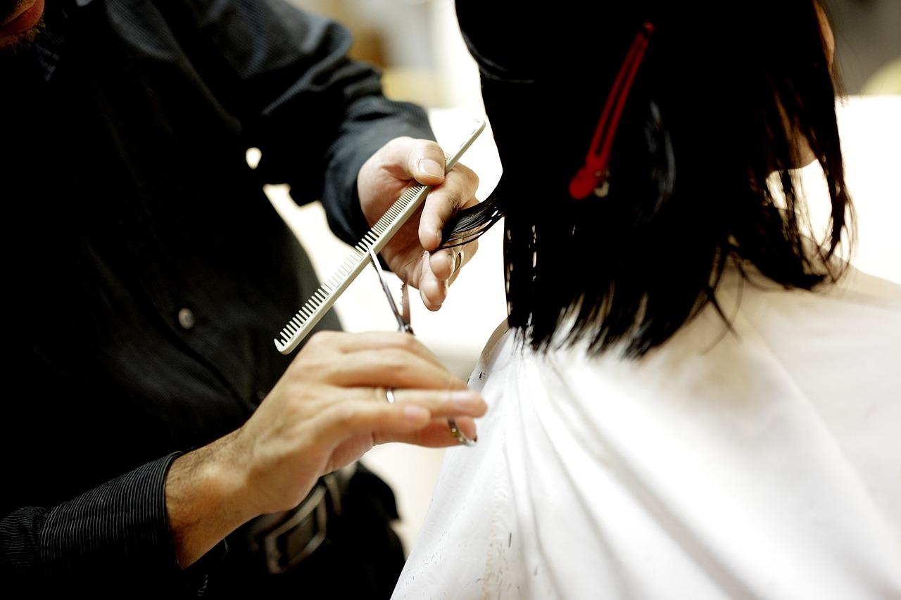 hair salon photo