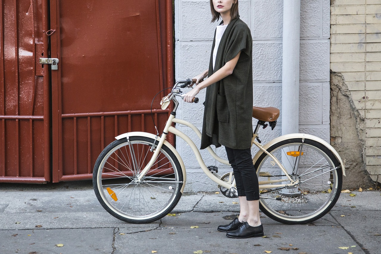 cycling fashionista