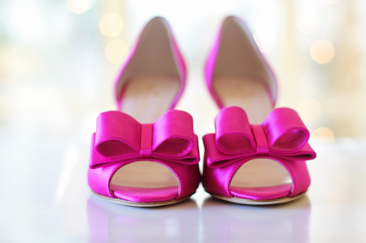woman shoes photo