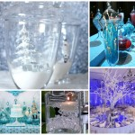 Hosting a Glamorous Fire and Ice Themed Party