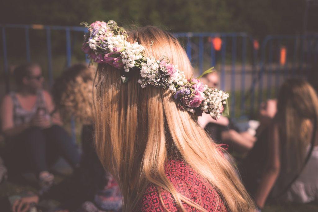 Floral Headband