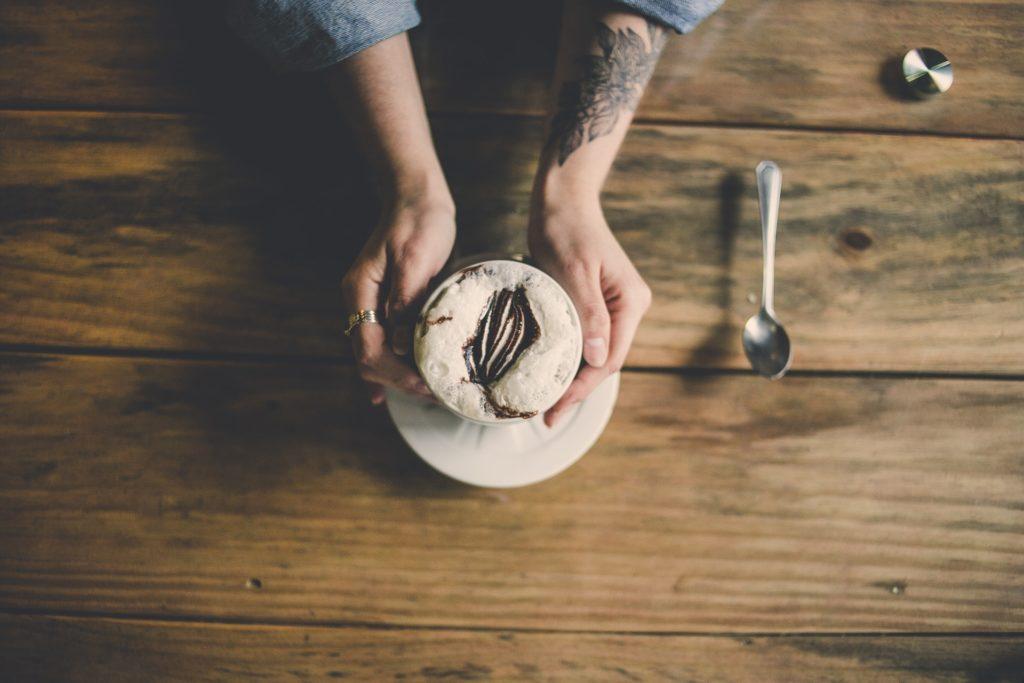 coffee and tattoo