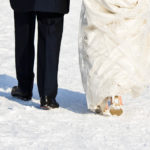 Elegant Dresses For a Winter Wedding