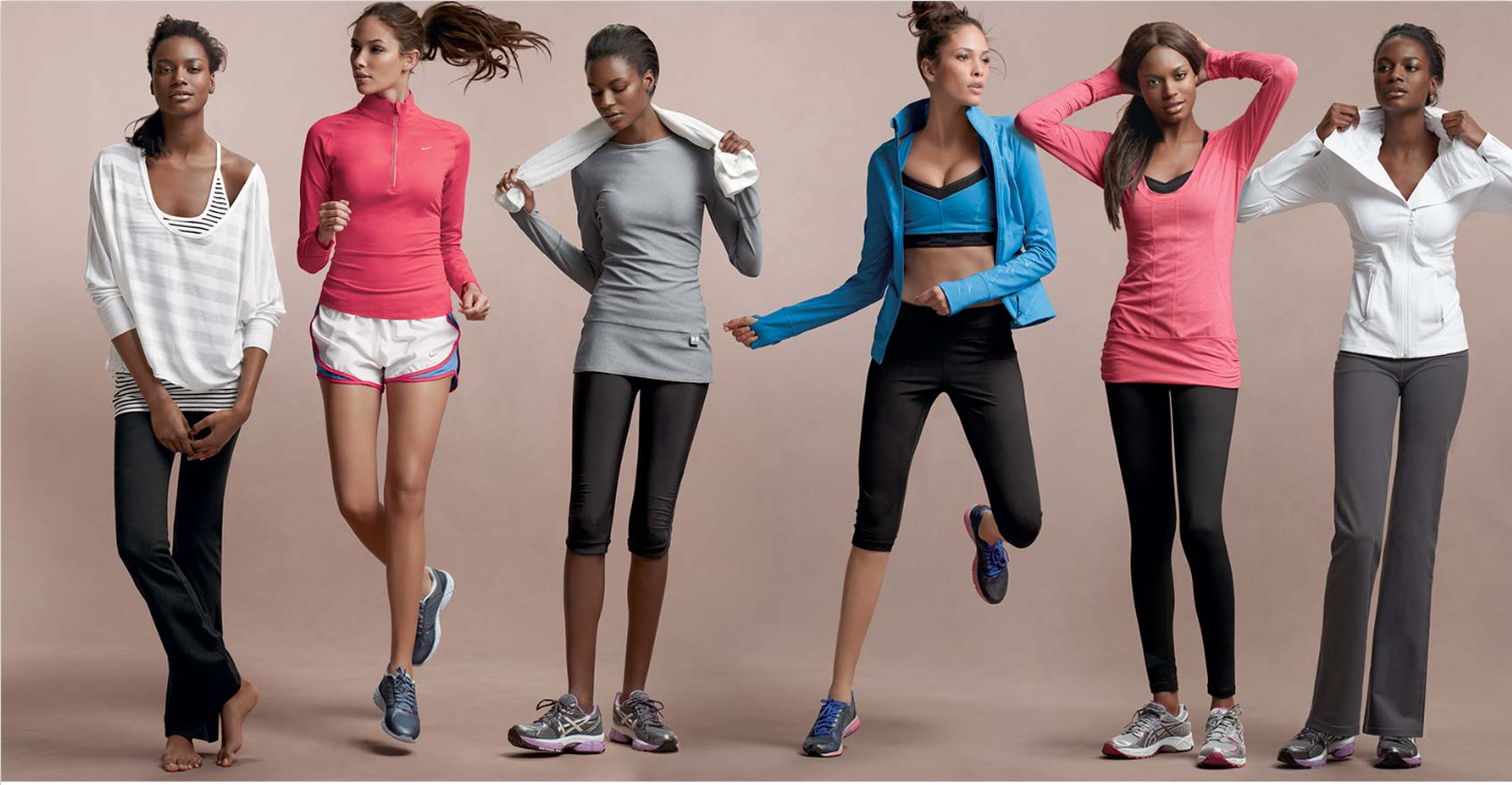 Gym Etiquette What To Wear To The Gym Fashion Blog